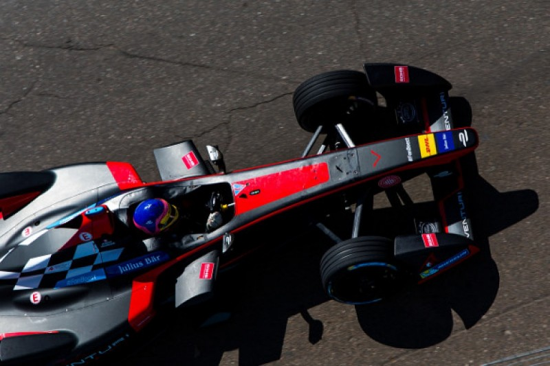 Jacques Villeneuve replaced by Mike Conway at Venturi Formula E