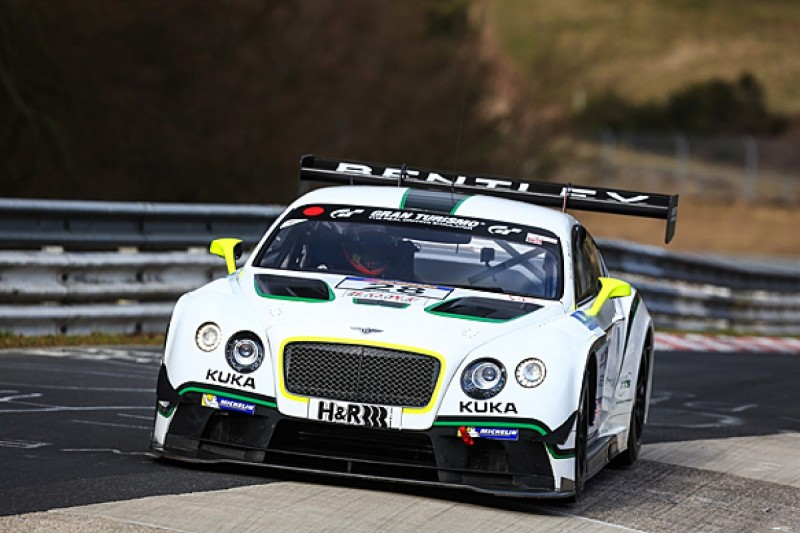 Abt Sportsline swaps from Audi to Bentley for its GT programme