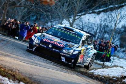 WRC Monte Carlo Rally: Ogier and Meeke continue to swap lead