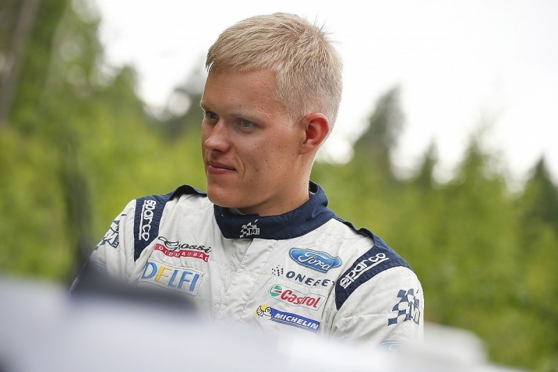 Ott Tanak set to reject Toyota 2018 WRC offer and stay at M-Sport