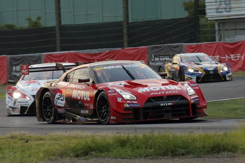Super GT cars to demonstrate at Hockenheim DTM season finale