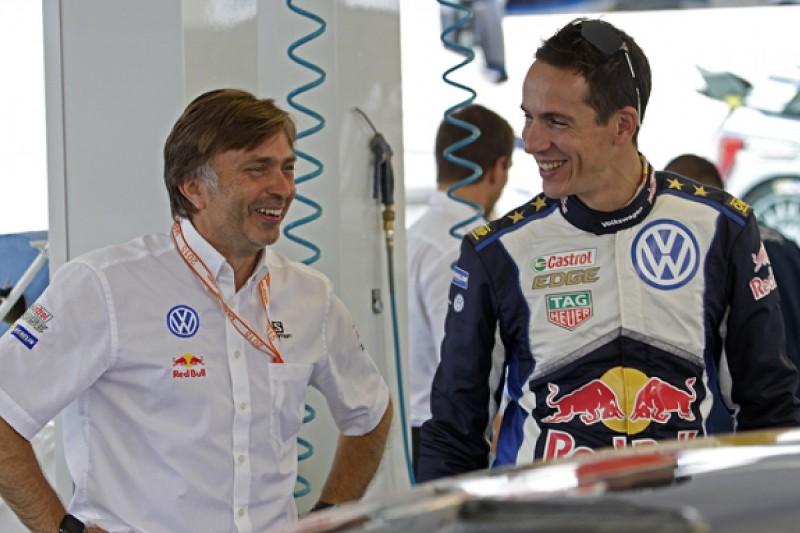Volkswagen emissions scandal not behind McLaren F1 move - Capito