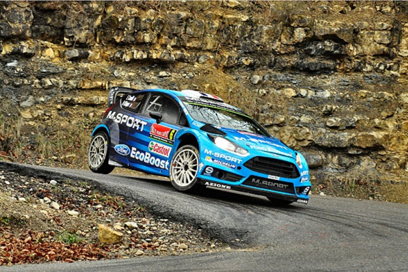 M-Sport secures funding for full 2016 World Rally Championship