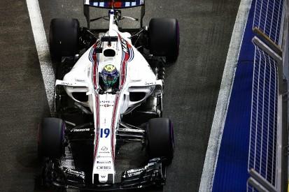 Williams Formula 1 team boosts profit in first half of 2017 season
