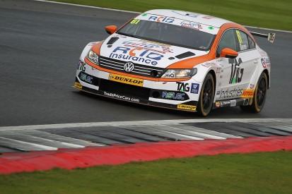Will Burns to miss BTCC finale after Silverstone crash