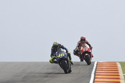 Rossi: Marquez has taken 'big step' to 2017 MotoGP title