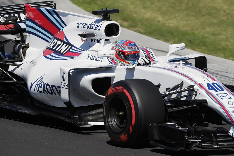 Paul di Resta doing all he can to get 2018 Williams F1 drive