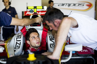 Mitch Evans switches to Campos for 2016 GP2 Series with Sean Gelael