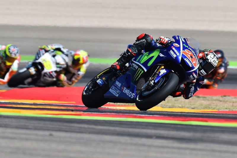 Vinales can't catch MotoGP leader Marquez with current Yamaha level