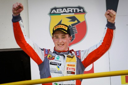 Joel Eriksson moves up to European F3 with Motopark