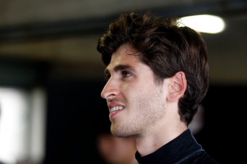 European F3 runner-up Antonio Giovinazzi gets Prema GP2 seat