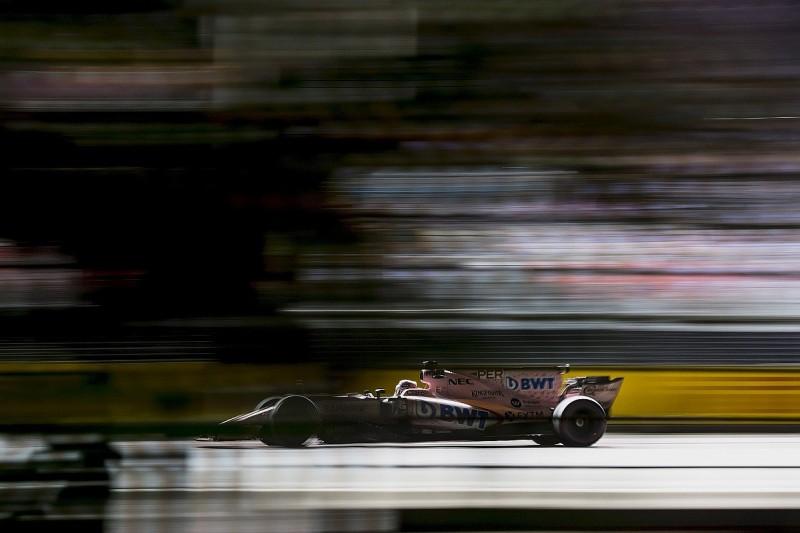 Force India F1 team set for aero and engine upgrades at Malaysian GP
