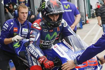 Yamaha MotoGP team won't revive Valentino Rossi/Jorge Lorenzo wall