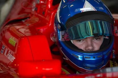 BRDC Formula 4 champion Palmer moving to Formula Renault with ART