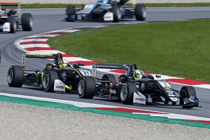 Carlin: Eriksson Red Bull Ring F3 clash why we love Norris ambition