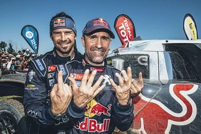 Stephane Peterhansel wins 2016 Dakar Rally for Peugeot