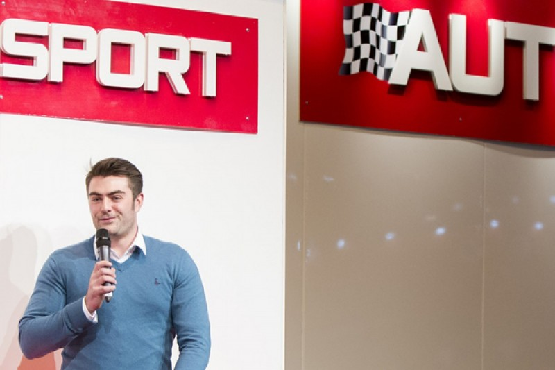 Jack Harvey in IndyCar talks but open to WEC switch in 2016