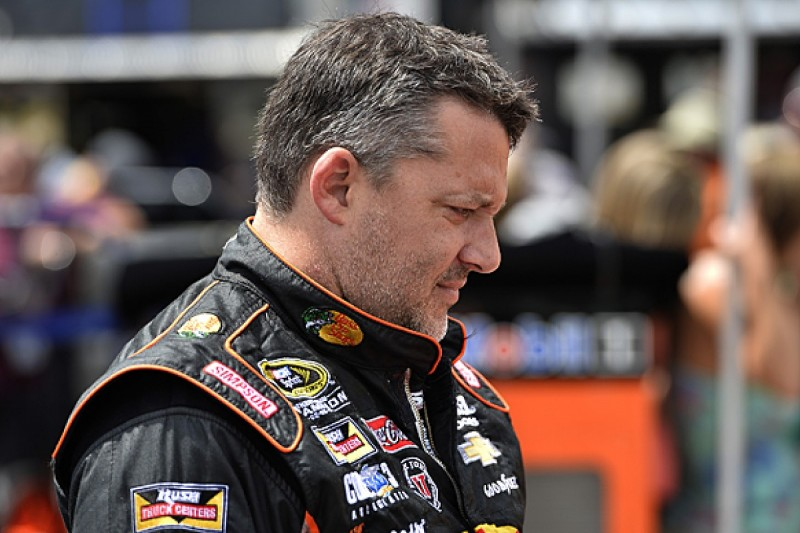 NASCAR Sprint Cup racer Tony Stewart in altercation with heckler