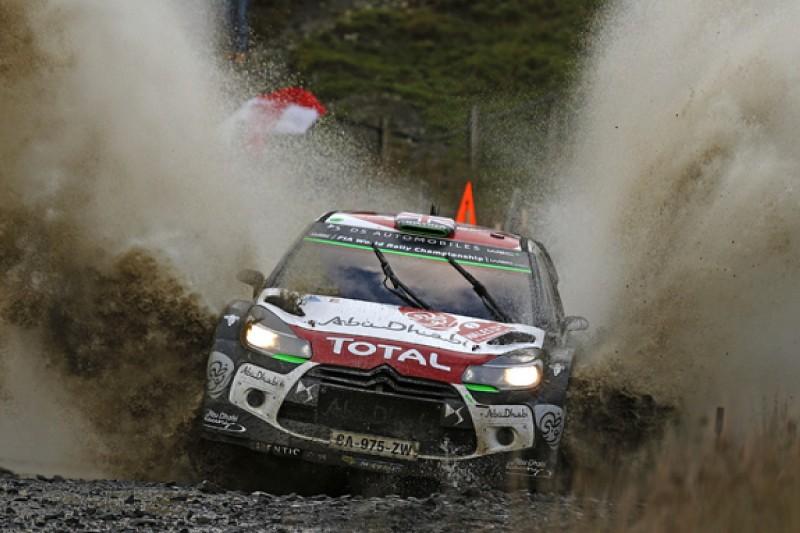 Meeke the right man to lead Citroen in WRC, Loeb says