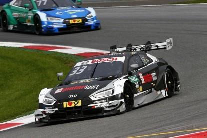 Red Bull Ring DTM: Rast wins as Green suffers late heartbreak