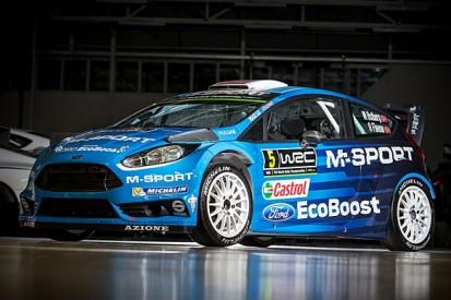 M-Sport still lacks funding for full 2016 World Rally Championship