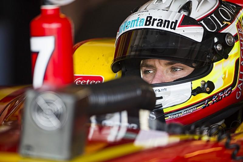 Jordan King stays with Racing Engineering for 2016 GP2 season