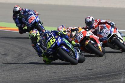 Valentino Rossi dismisses Dani Pedrosa's criticism of his riding