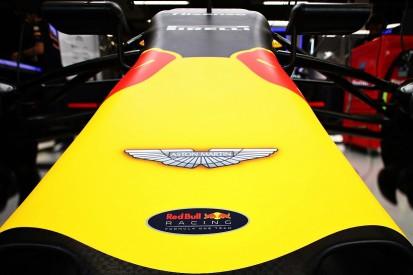 Aston Martin becomes Red Bull Formula 1 team's title sponsor