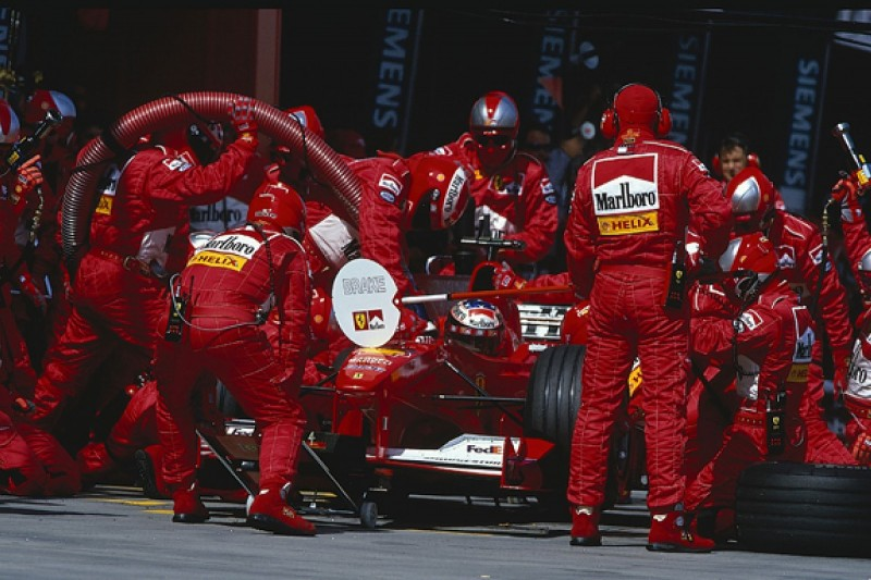 Return of refuelling to Formula 1 in 2017 back on the agenda