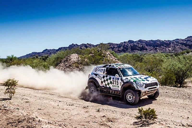 First Dakar stage win for Hirvonen, Peterhansel cruises in lead