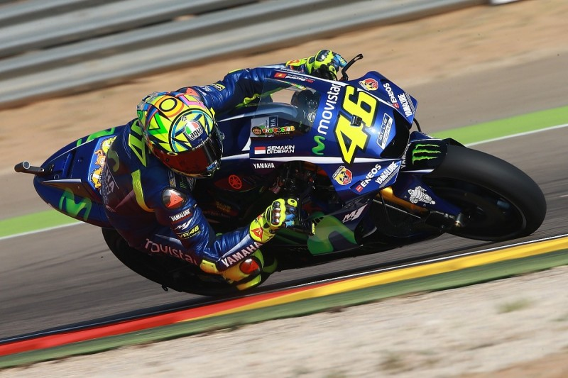 Aragon MotoGP: Valentino Rossi expects to 'suffer' during race