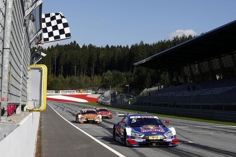 """Wittmann: Exciting DTM """"gone"""" after performance weights ditched"""