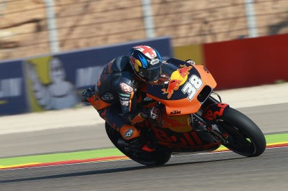 Smith given 'clip around the ear' after Aragon MotoGP qualifying