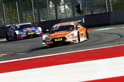 Red Bull Ring DTM: Green takes pole, title leader Ekstrom is eighth