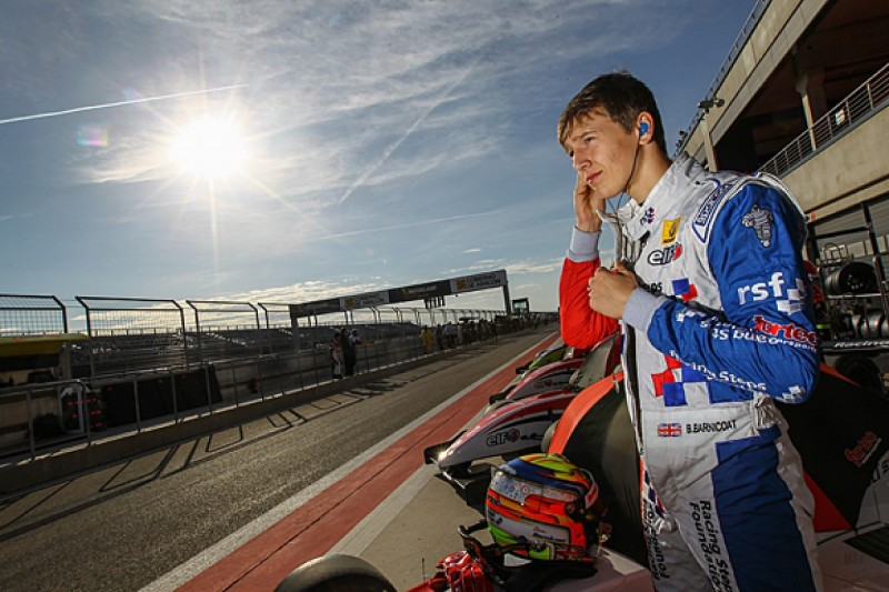 Ben Barnicoat seals Hitech European Formula 3 Championship deal