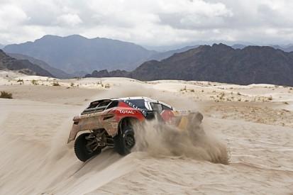 Wary Peterhansel retains comfortable Dakar Rally lead