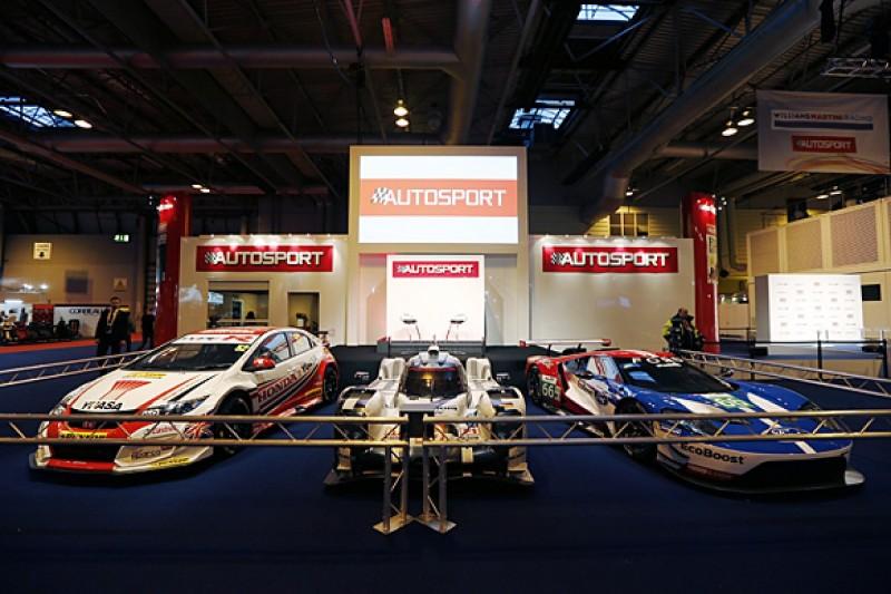 Watch Autosport International 2016 live on Autosport.com