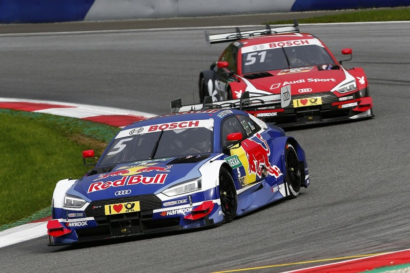 DTM points leader Ekstrom takes first win of 2017 at Red Bull Ring