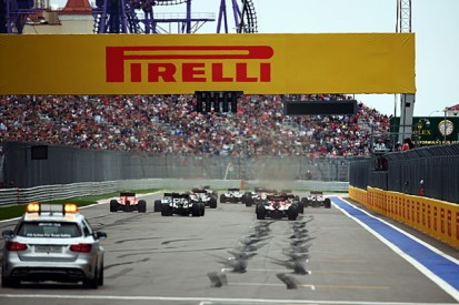 Pirelli reveals Formula 1 tyre choices for 2016 Russian Grand Prix