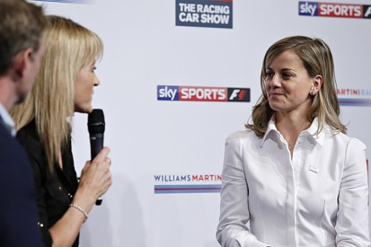 Ex-Williams F1 tester Wolff launches women in motorsport initiative