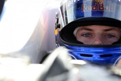 Harrison Newey gets Van Amersfoort Racing Formula 3 seat