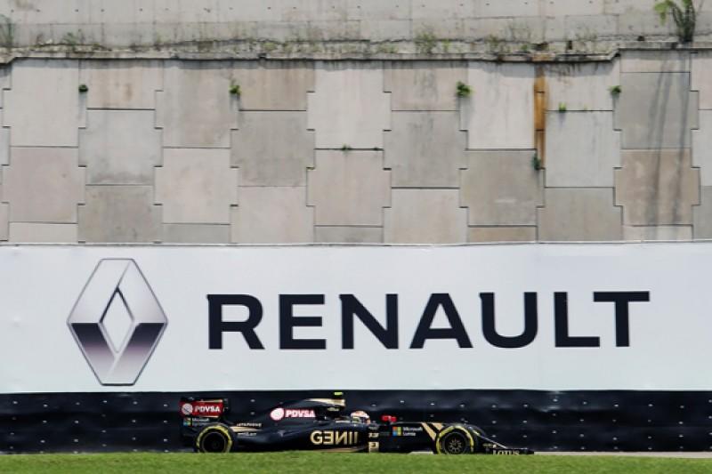 Renault working on Maldonado's F1 future with Venezuelan backers