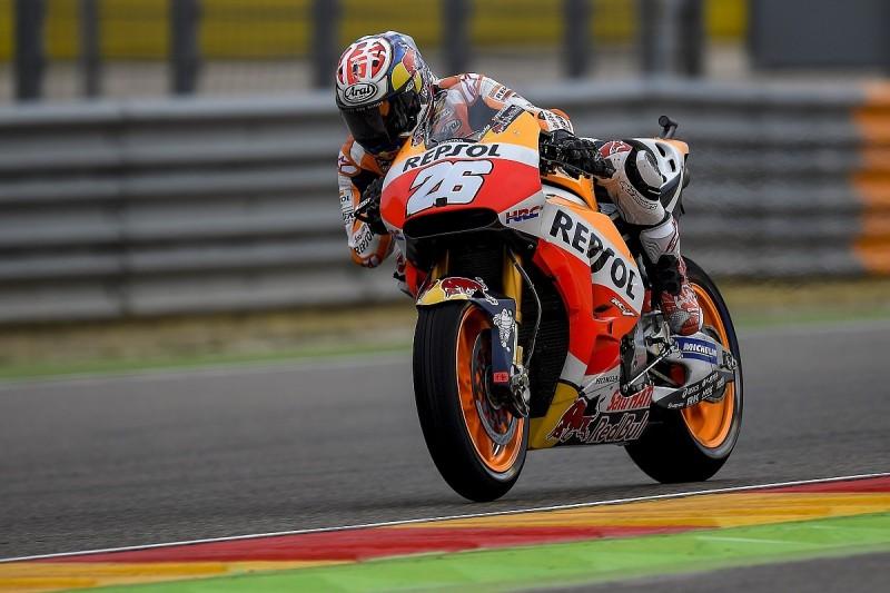 MotoGP Aragon: Jump from 'terrible' Misano perplexes Pedrosa