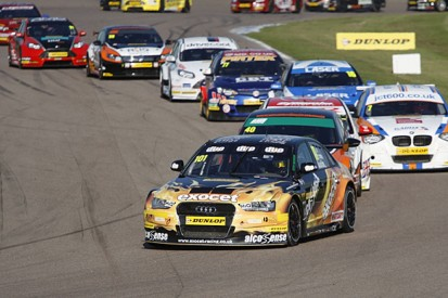 B-TEC Development Series BTCC feeder category launched for 2016