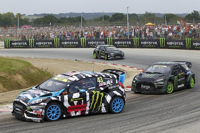 Ken Block commits to World Rallycross Championship for 2016