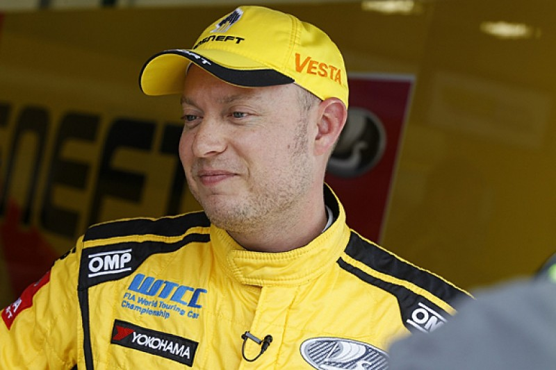 Rob Huff moves from Lada to Honda for 2016 WTCC season
