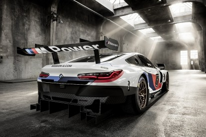 New BMW M8 GTE car for WEC and IMSA 'on target' in testing