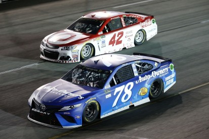 Martin Truex Jr is dominating NASCAR, not Toyota - Kyle Larson