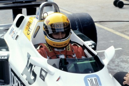 Massa to try Senna's first F1 car at Autosport International