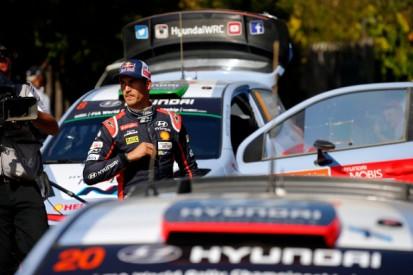 Hyundai denies WRC team status controversy over Sordo nomination